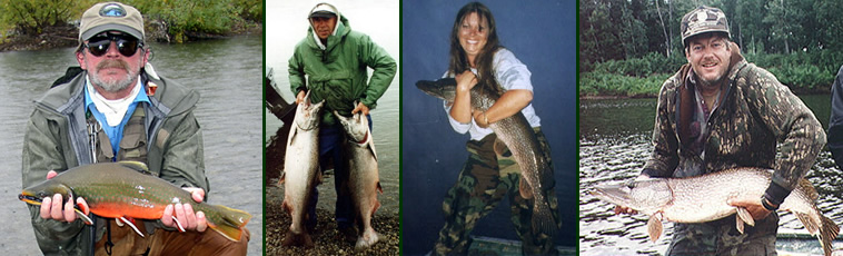 Alaska Private Guide Service Trophy Fishing